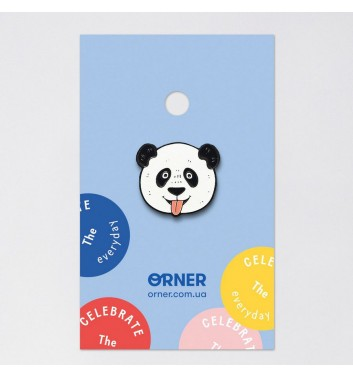 Значок Orner Store Панда