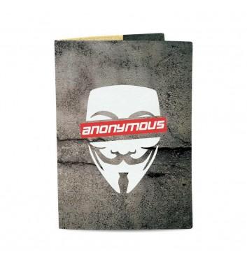 Обложка на паспорт Just cover Anonymous