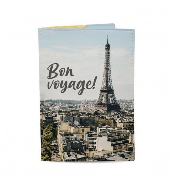 Обкладинка на паспорт Just cover Paris