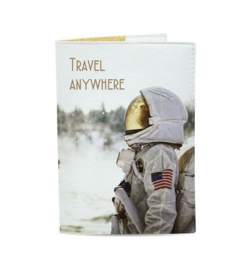 Обложка на паспорт Just cover Travel Anywhere
