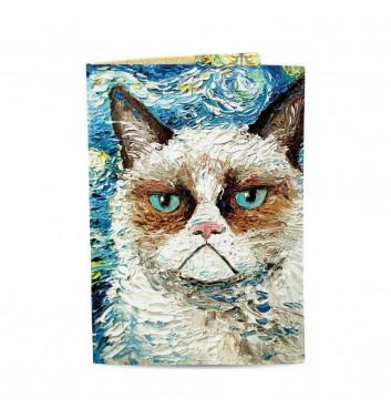 Обкладинка на паспорт Just cover Ван Кіт
