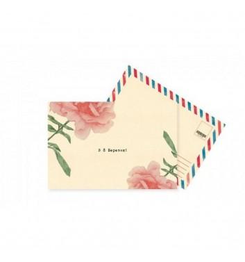 Открытка Mirabella postcards С 8 Марта Nude