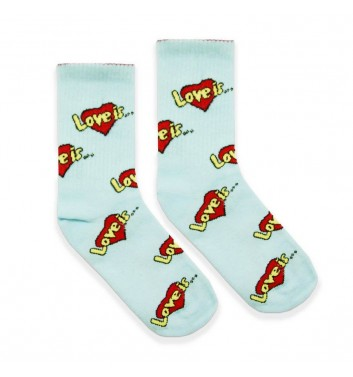 Шкарпетки Just cover Love is