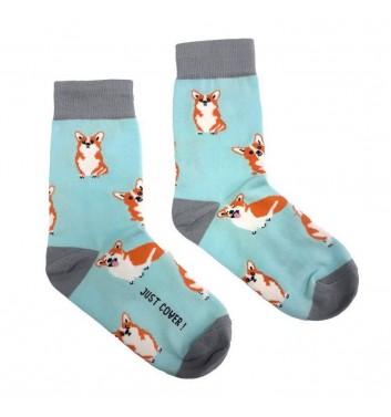 Шкарпетки Just cover Коргі