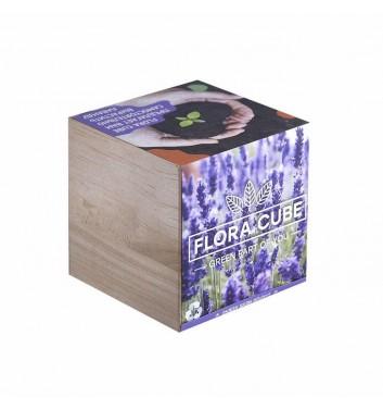 Набір для вирощування Flora Cube Лаванда