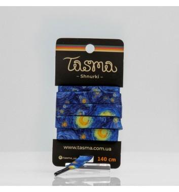 Шнурки Tasma Ван Гог «Звездная ночь»