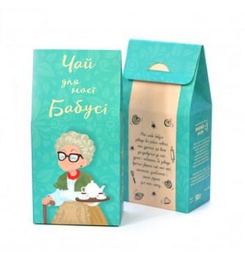 Чай SHOKOsmile Бабушке