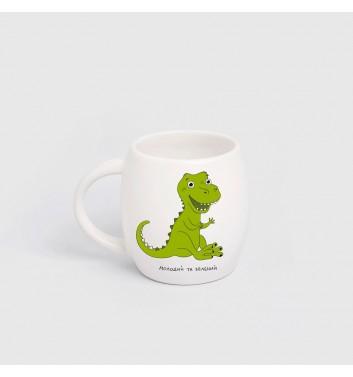 Детская кружка Orner Store Динозавр