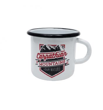 Чашка металева Gozee Carpatian
