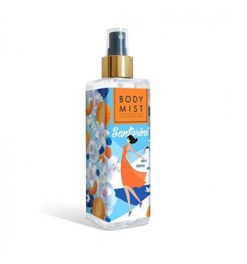 Парфюмированный спрей для тела Esse Body Mist Santorini
