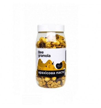 Гранола Bee Granola Арахисовая паста 250 г