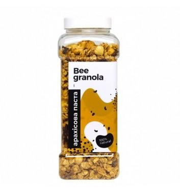Гранола Bee Granola Арахисовая паста 500 г