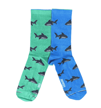 Шкарпетки Ded noskar Hungry Shark