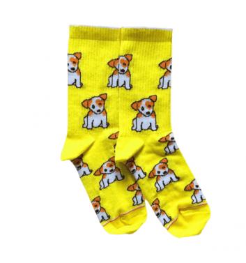 Шкарпетки Ded noskar Jack Russel