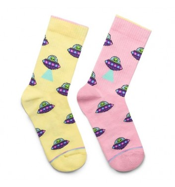 Шкарпетки Ded noskar Прибульці