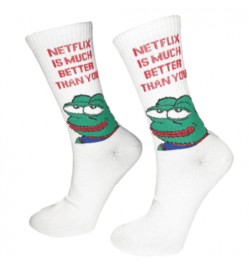 Шкарпетки Driftwood Netflix