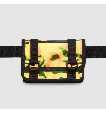 Клатч на пояс з жовтим відливом Radiocat