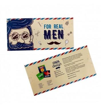 Шоколадный набор small Papa Design Real Men