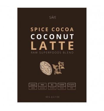 Суміш суперфудів Ponko Spice cocoa coconut latte 60г