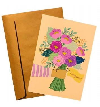 Листівка EgiEgi Cards Congrats