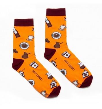 Шкарпетки Just cover Coffe