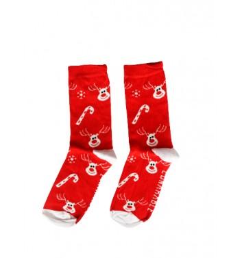 Шкарпетки No name Christmas Deer Lollipop (S-M)