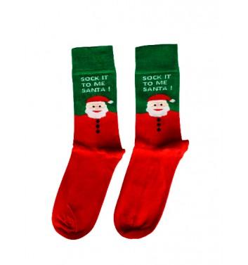Носки No name Santa Claus (M-L)