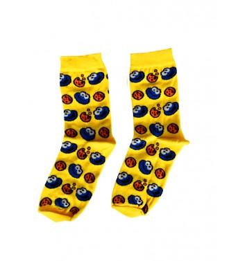 Шкарпетки Crazy Lama`s Cookie Monster (36-44)