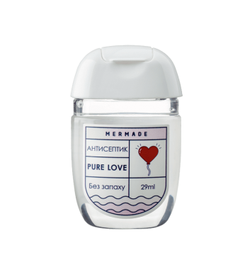 Антисептик MERMADE Pure Love