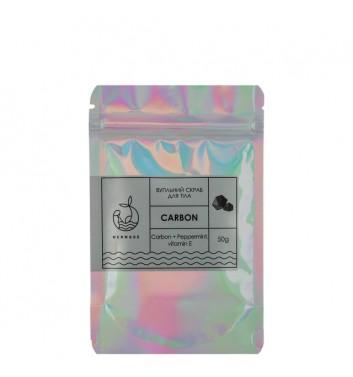 Скраб MERMADE Carbon 50 гр