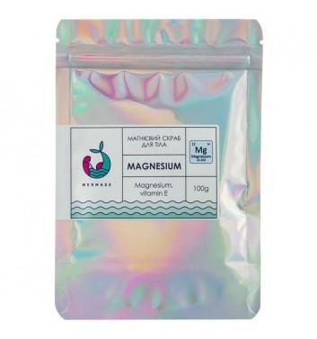 Скраб MERMADE Magnesium 100 гр