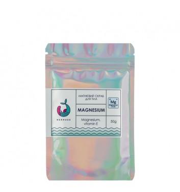 Скраб MERMADE Magnesium 50 гр