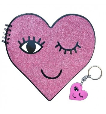 Блокнот Cuters Heart Wink