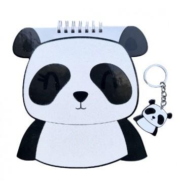 Блокнот Cuters Panda