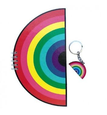 Блокнот Cuters Rainbow