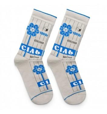 Шкарпетки Ded noskar Сіль