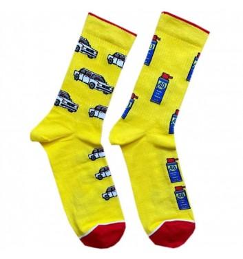 Шкарпетки Ded noskar Жигулі