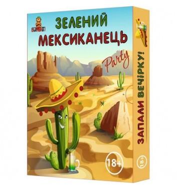 """Настольная игра Bombat Game """"Зеленый мексиканец"""""""