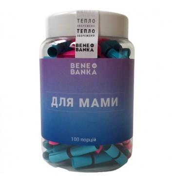 Баночка з побажаннями Bene Banka Для мами
