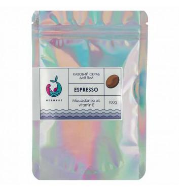 Скраб MERMADE Espresso 100 гр