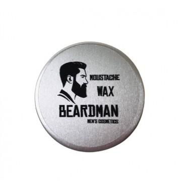 Віск для вусів та бороди Beardman 60 мл