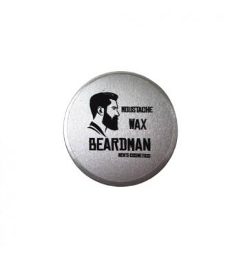 Віск для вусів та бороди Beardman 30 мл