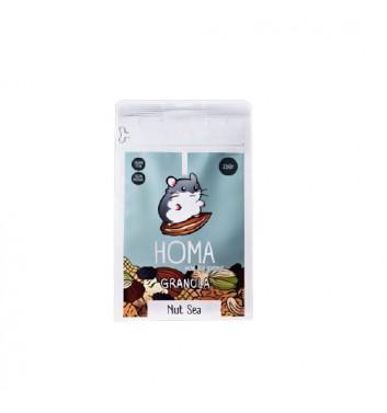 Гранола Homa&CO NUT SEA 250г
