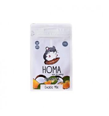 Гранола Homa&CO Exotic MIX 250г
