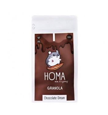 Гранола Homa&CO Chocolate Dream 500г