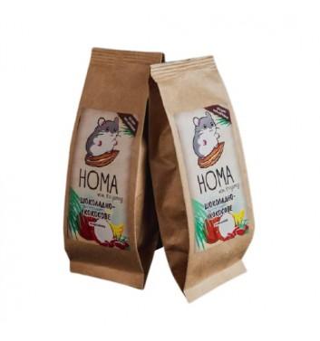 Печиво Homa&CO Шоколадно-кокосове 60г