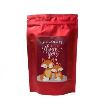 """Горячий шоколад Candy's """"I love you"""" Fox"""