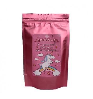 """Гарячий шоколад Candy's """"Я - дівчинка"""" Unicorn"""