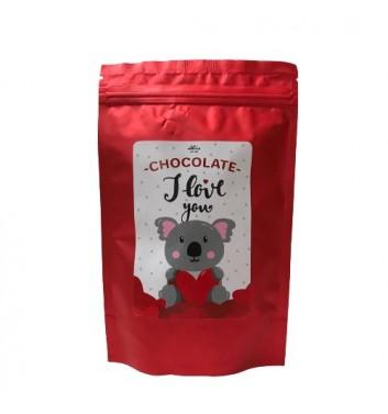 """Горячий шоколад Candy's """"I love you"""" Koala"""