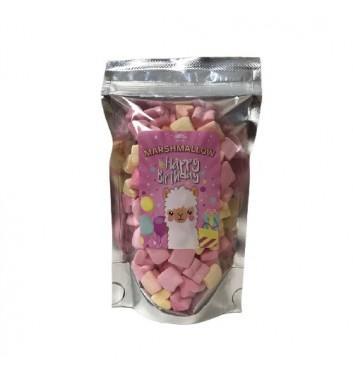 """Маршмелоу Candy's """"Happy birthday"""" Lama"""